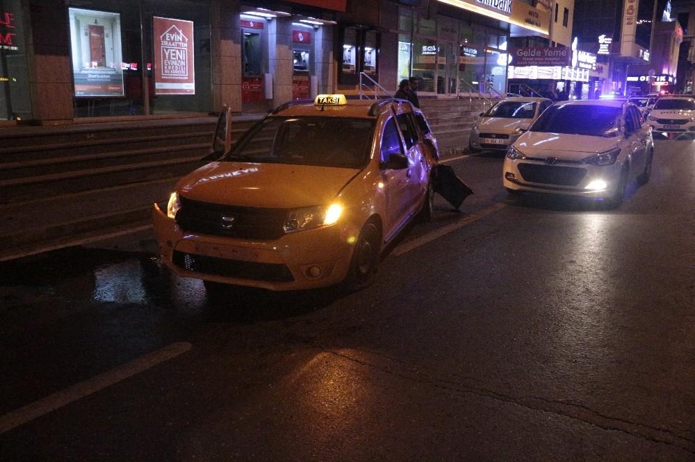 Avcılar'da zincirleme trafik kazası: 6 yaralı