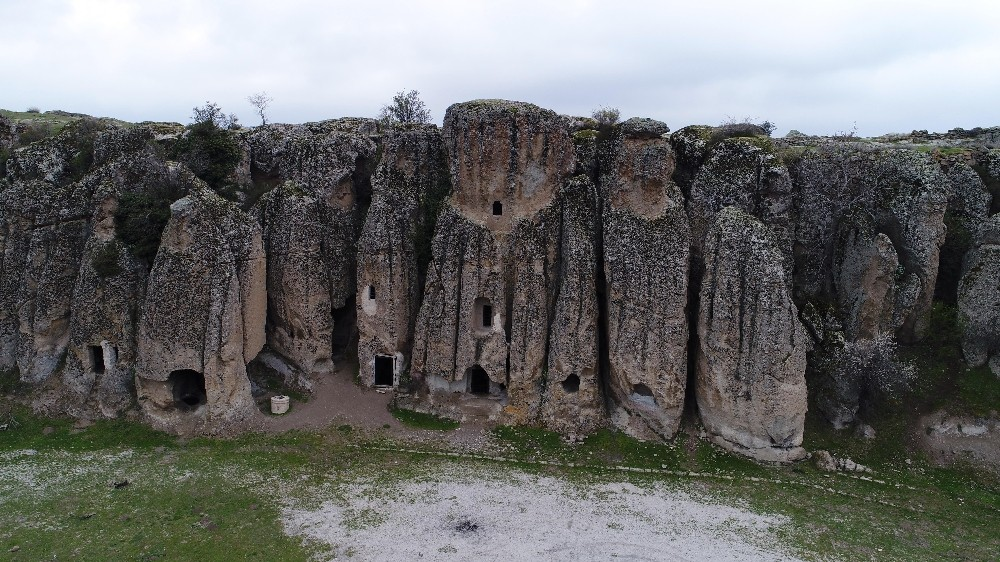 3. yüzyıla dayanan tarihi 'Antik Kent' turizme kazandırılacak