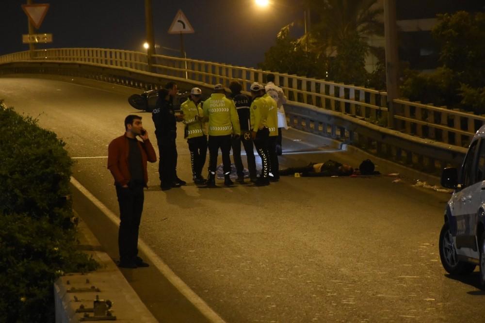 Konak'ta feci kaza 1 ölü