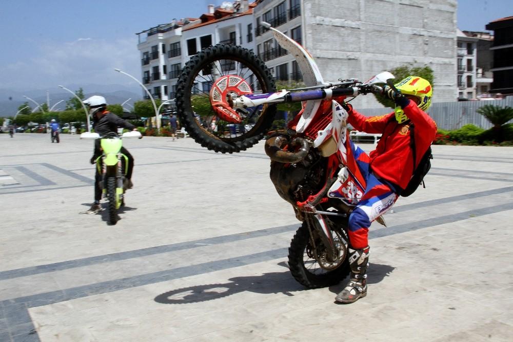 Fethiye'de Enduro ve ATV heyecanı