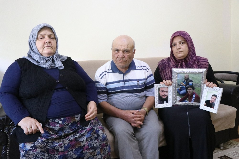 4 yıl önce öldürülen baba ve oğlun yakınlarından 'katil bulunamadı' sitemi
