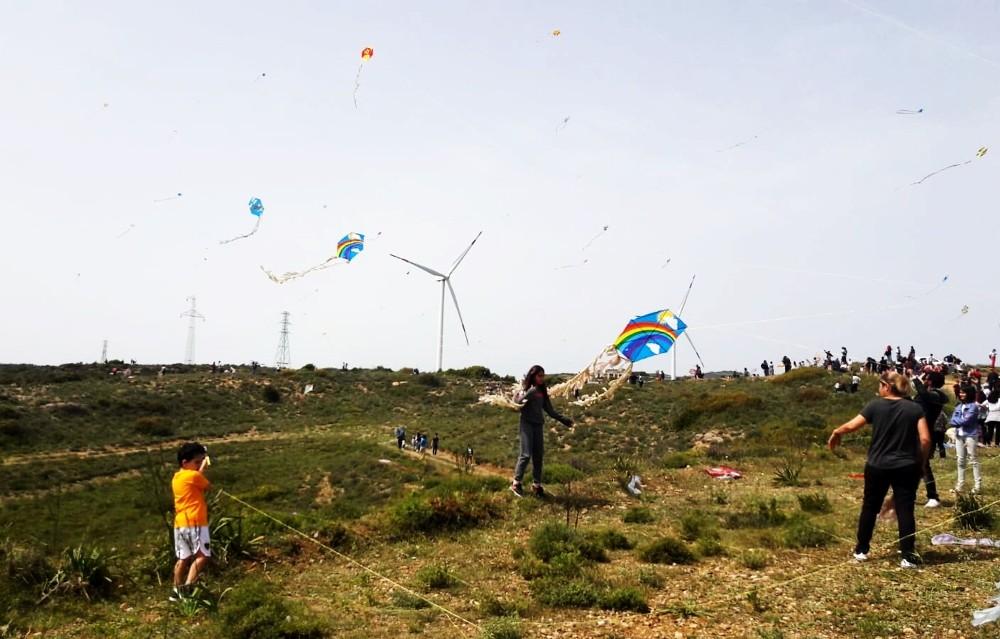 Datça'da 23 Nisan Uçurtma Şenliği