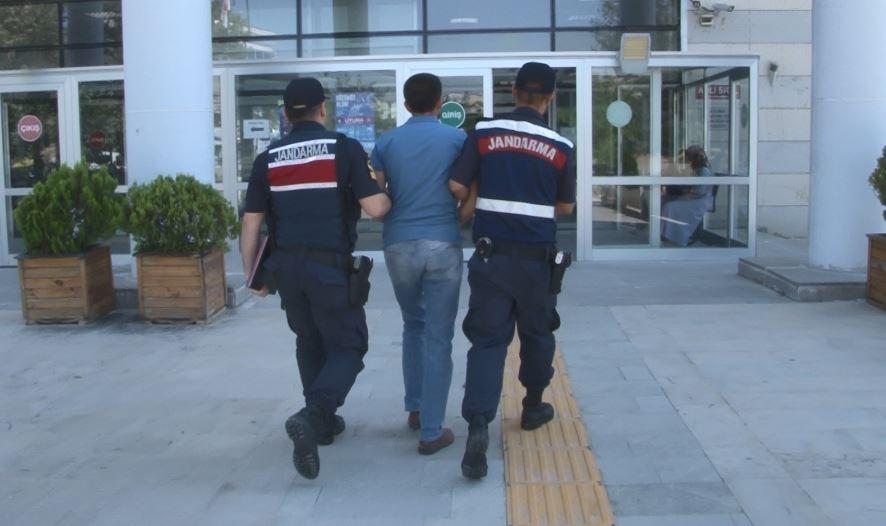 Konya'da aranıyordu Elazığ'da yakalandı
