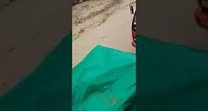 Karaman'da sel felaketi