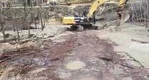 Karaman'daki selde tarım arazileri sular altında kaldı